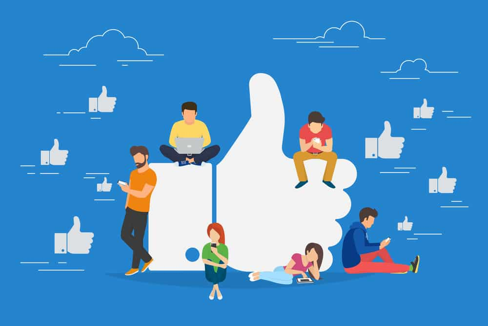 "Why do Most People Ignore Content on Facebook while ""Liking"" Them?"