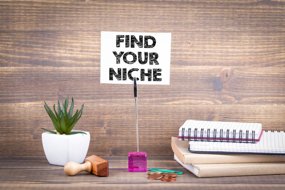 3 Easy Steps for Finding Your Niche